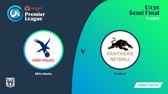 NSW Prem League Play-off - U23s - Erna Hawks v Panthers Slate Image