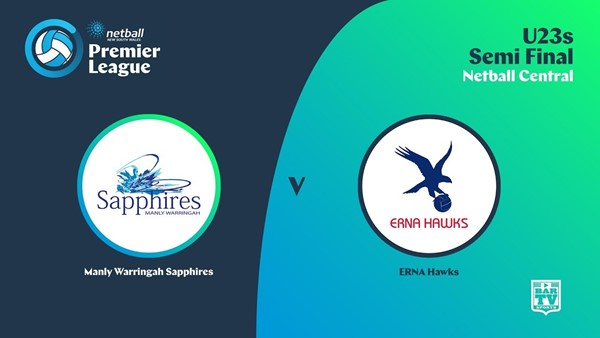 NSW Prem League SEMI FINAL - U23s - Manly Warringah Sapphires v Erna Hawks Slate Image
