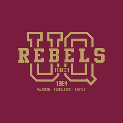 UQ Rebels Logo