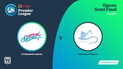 NSW Prem League Play-off - Opens - UTS Randwick Sparks v Sutherland Stingrays Slate Image
