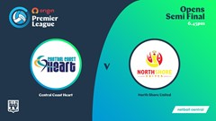 NSW Prem League Semi Final - Opens - Central Coast Heart v North Shore United Slate Image