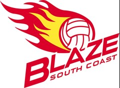 South Coast Blaze Logo